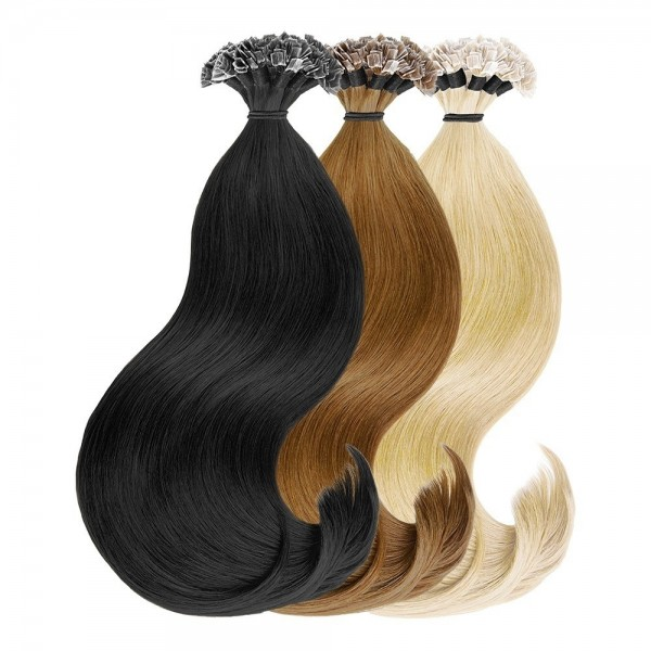 GOLD-SERIES Bonding Extensions | 100% Echthaare